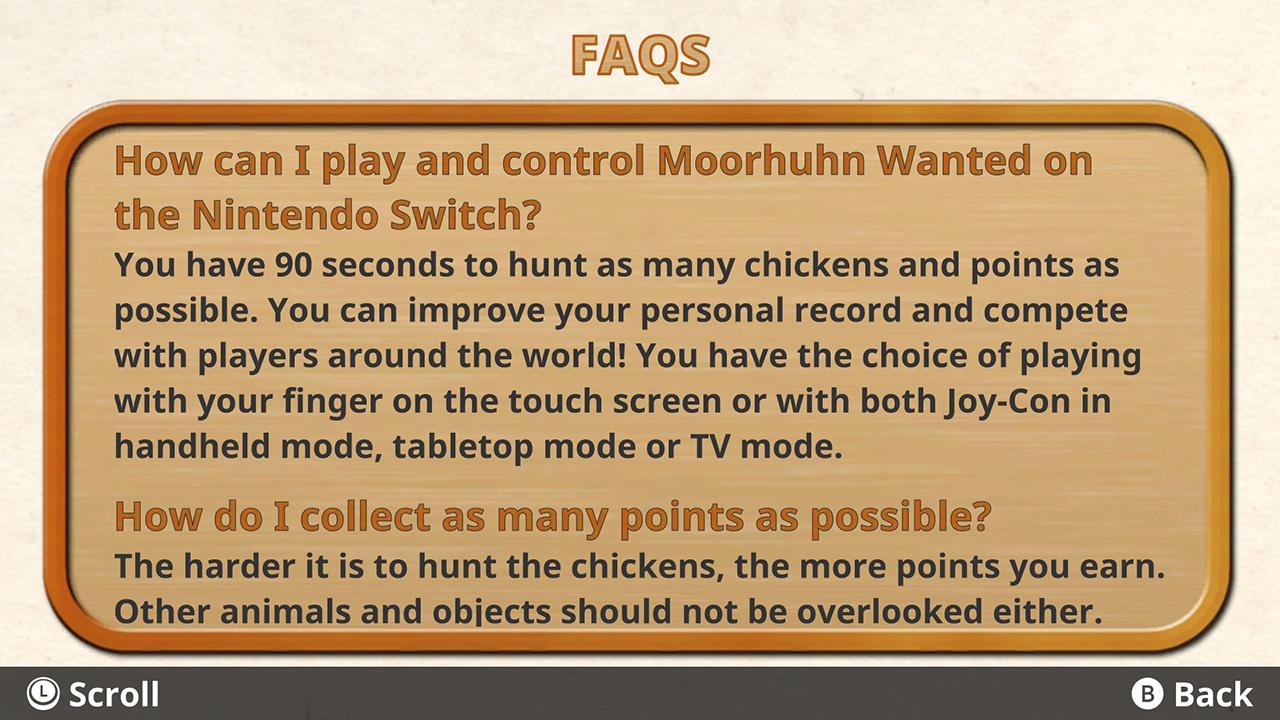 怪鸡西部枪手(Moorhuhn Wanted)插图4