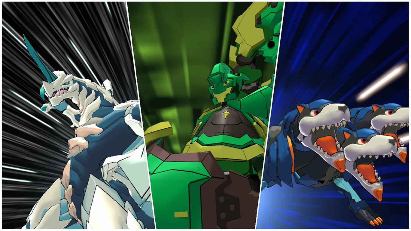 爆丸:维斯托亚之冠(Bakugan: Champions of Vestroia)插图2
