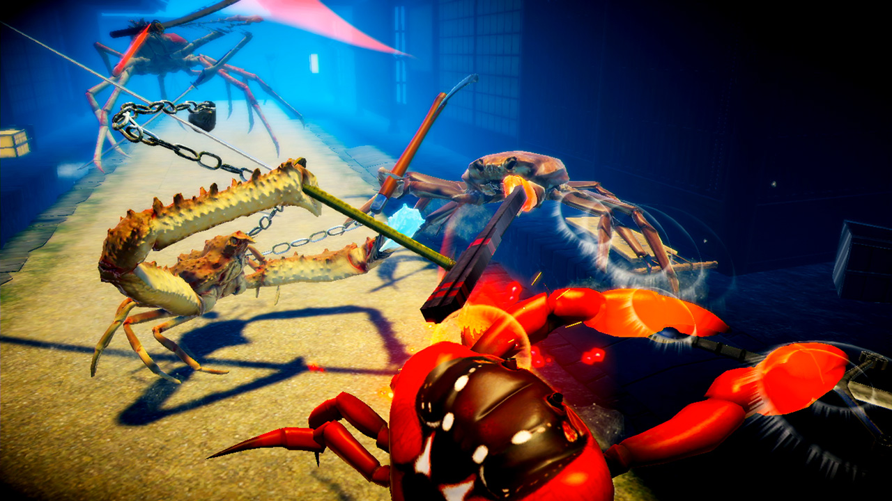 螃蟹大战:螫战(Fight Crab)插图2