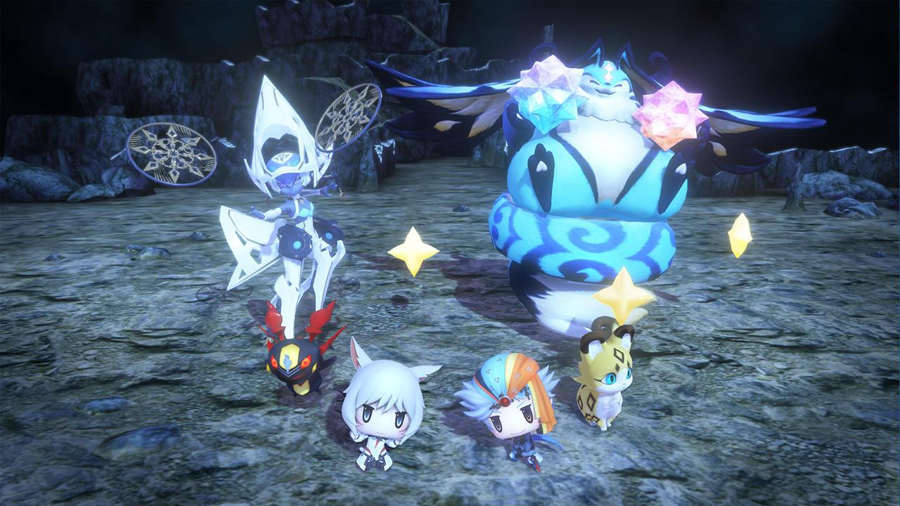 [补链]最终幻想世界 高清版(World of Final Fantasy: Maxima)插图5