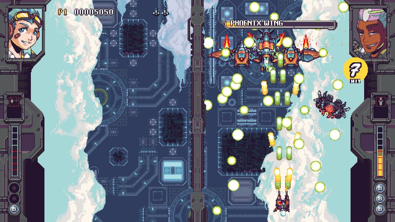 巨型战机对决(Rival Megagun)插图1