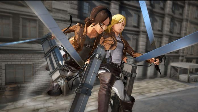进击的巨人2:最终之战(Attack on Titan2 Final Battle)插图1