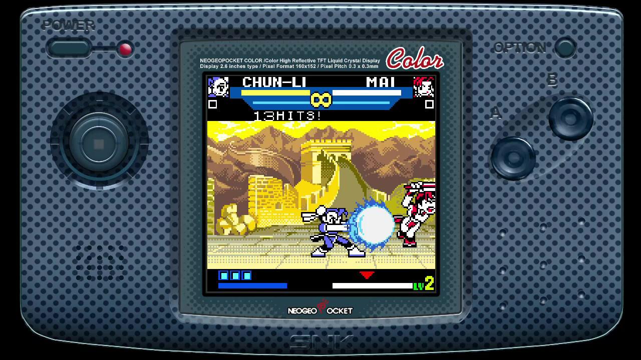 SNK对卡普空 千年之战(SNK VS. CAPCOM: THE MATCH OF THE MILLENNIUM)插图2