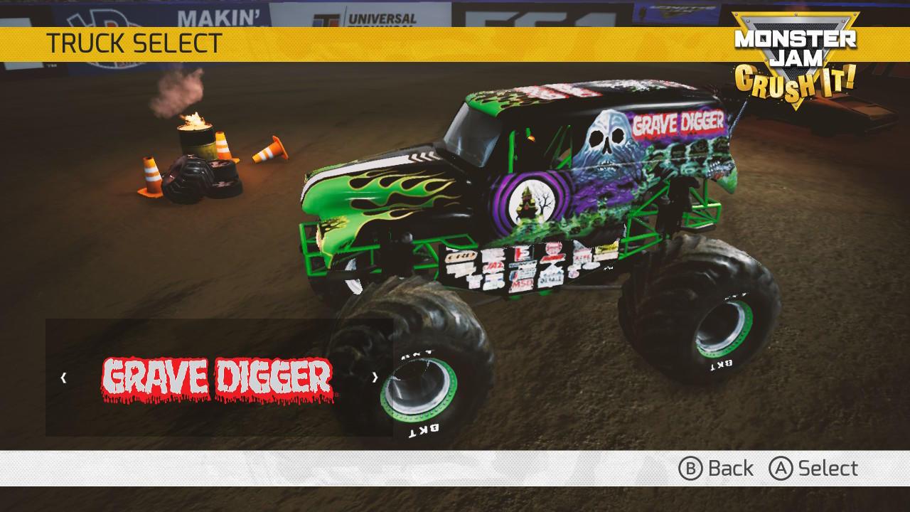 怪物卡车:粉碎(Monster Jam Crush It!)插图