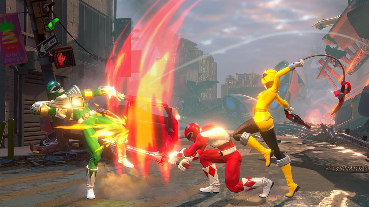超凡战队:能量之战(Power Rangers: Battle for the Grid)插图3