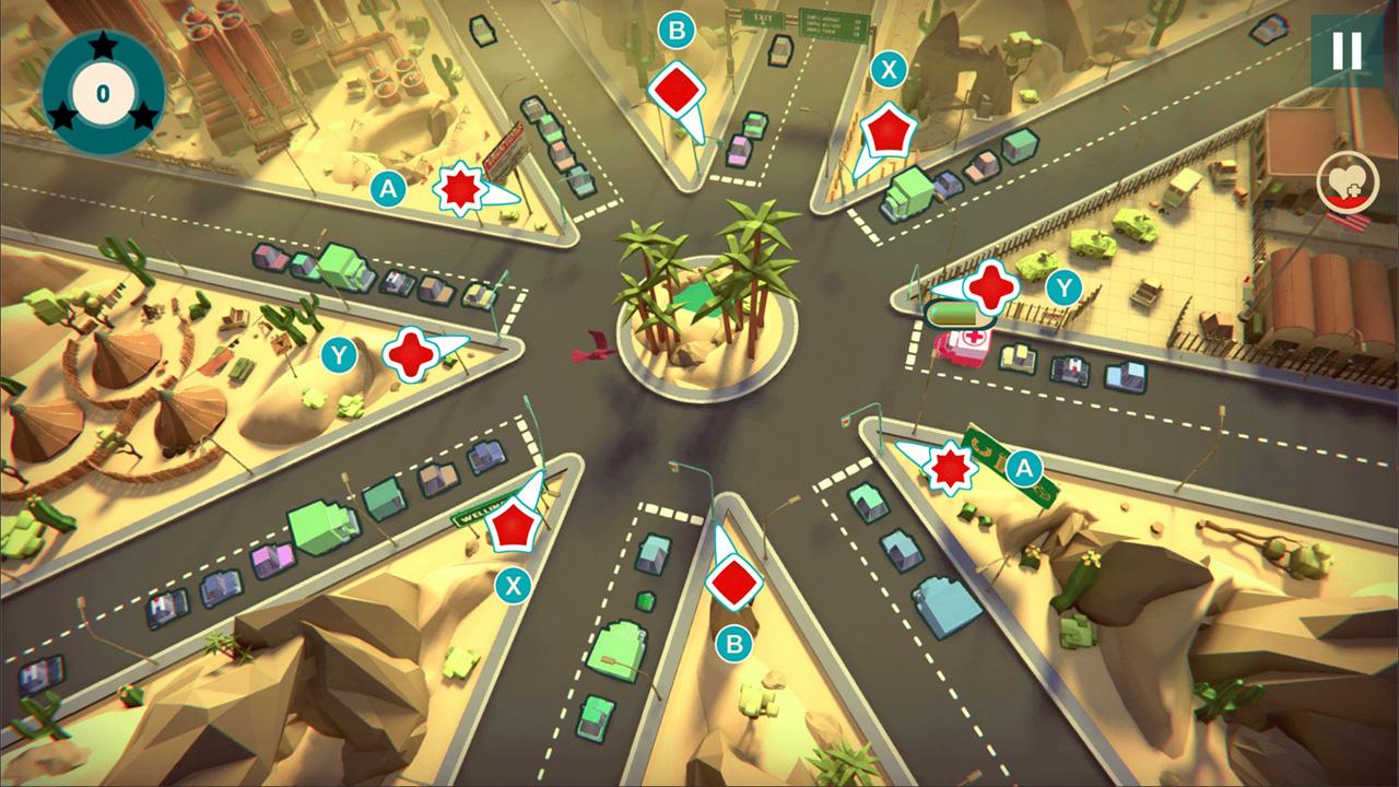 城市流(Urban Flow)插图