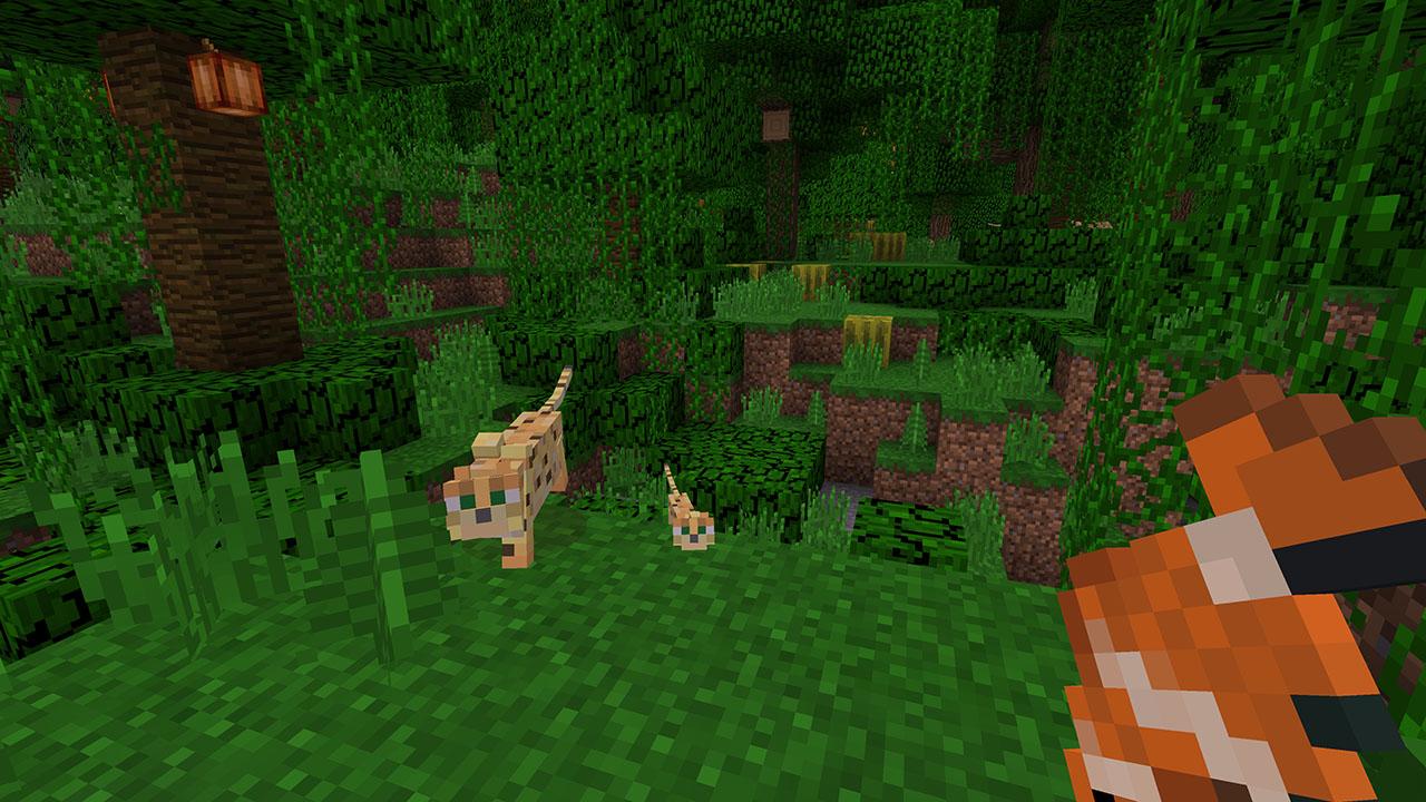我的世界(Minecraft)插图1