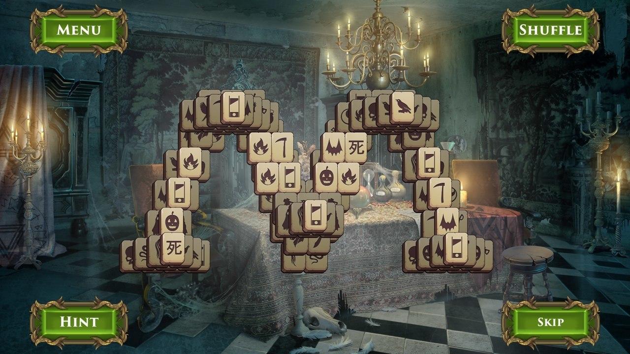 麻将故事:浪漫吸血鬼(Mahjong Stories: Vampire Romance)插图3