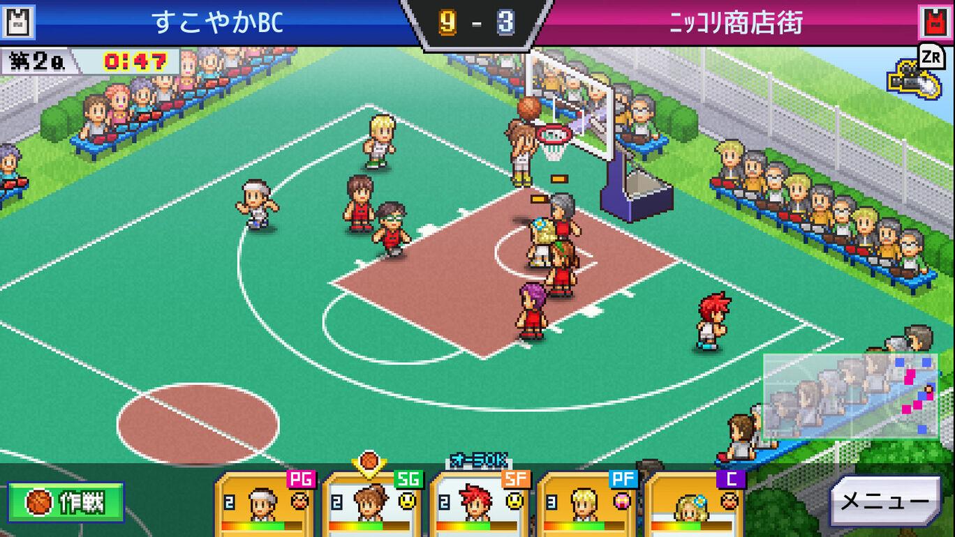 篮球俱乐部物语(Basketball Club Story)插图3