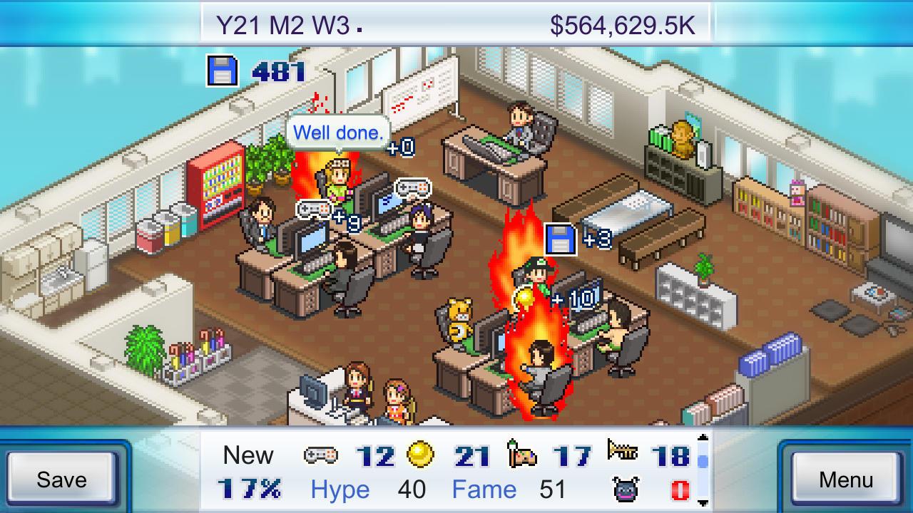 游戏发展国(Game Dev Story)插图