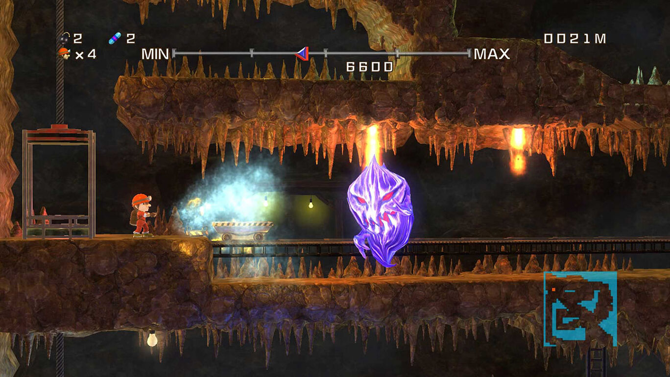 洞穴探险者HD豪华版(Spelunker HD Deluxe)插图
