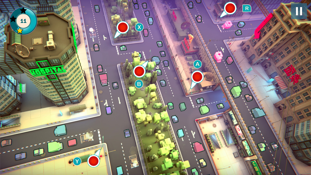 城市流(Urban Flow)插图1