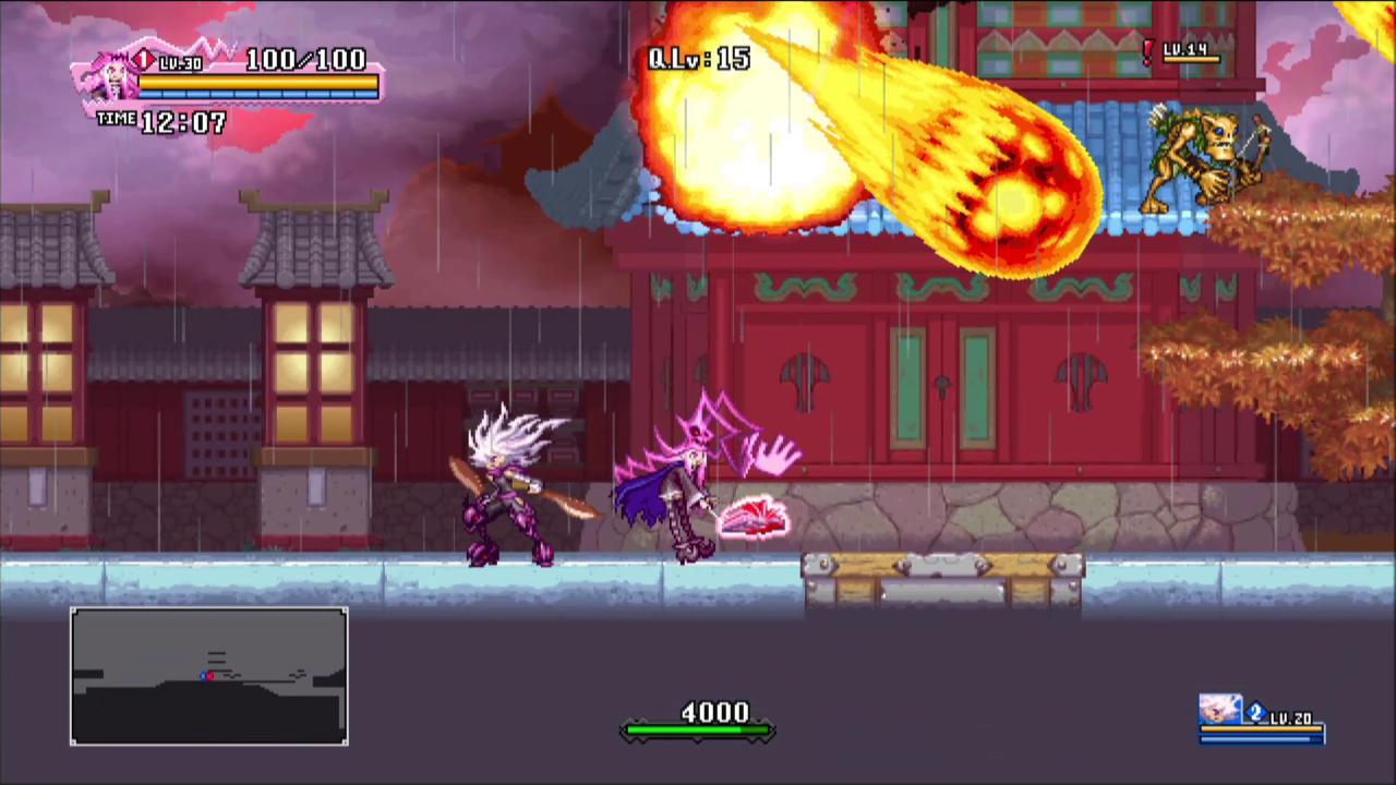 龙之死印:忍者与女巫(Dragon Marked for Death: Advanced Attackers)插图5