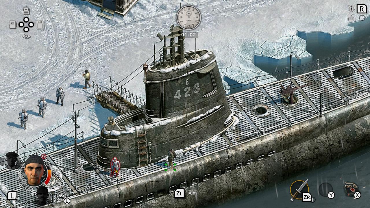 盟军敢死队2 – 高清复刻版(Commandos 2 – HD Remaster)插图2