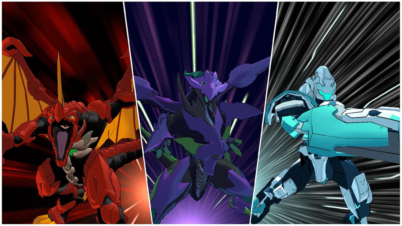 爆丸:维斯托亚之冠(Bakugan: Champions of Vestroia)插图3