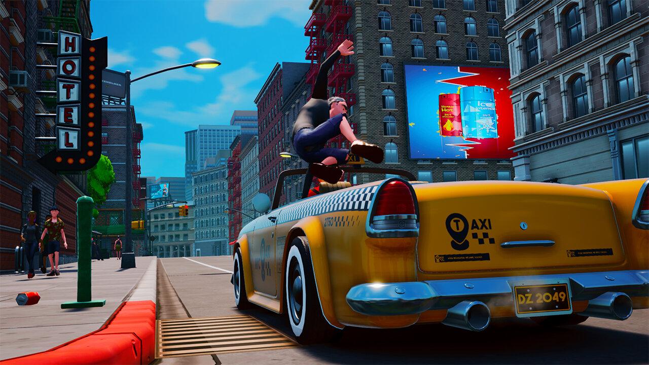 混乱出租车(Taxi Chaos)插图2