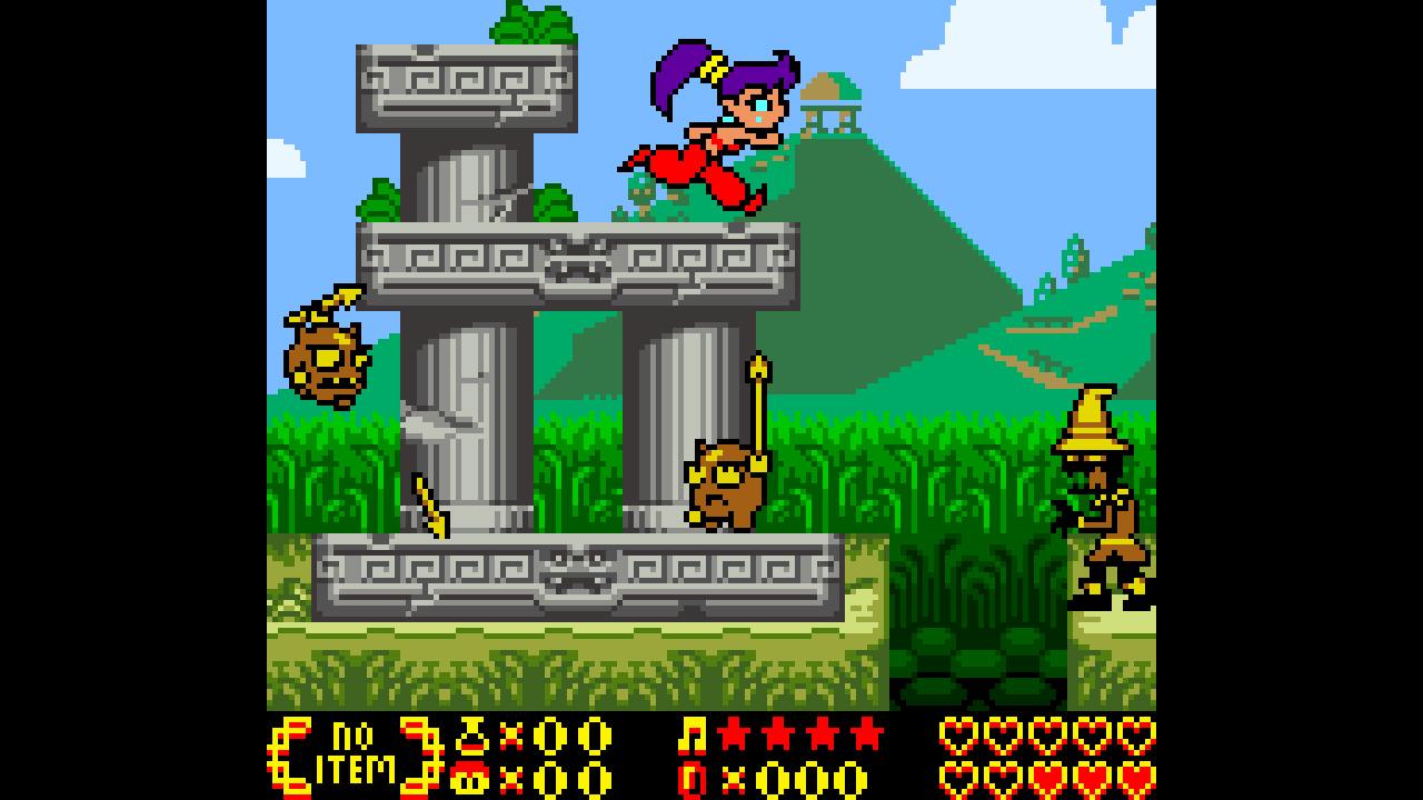 桑塔(Shantae)插图1