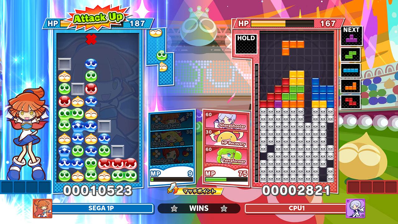 噗哟噗哟俄罗斯方块2(Puyo Puyo Tetris 2)插图2