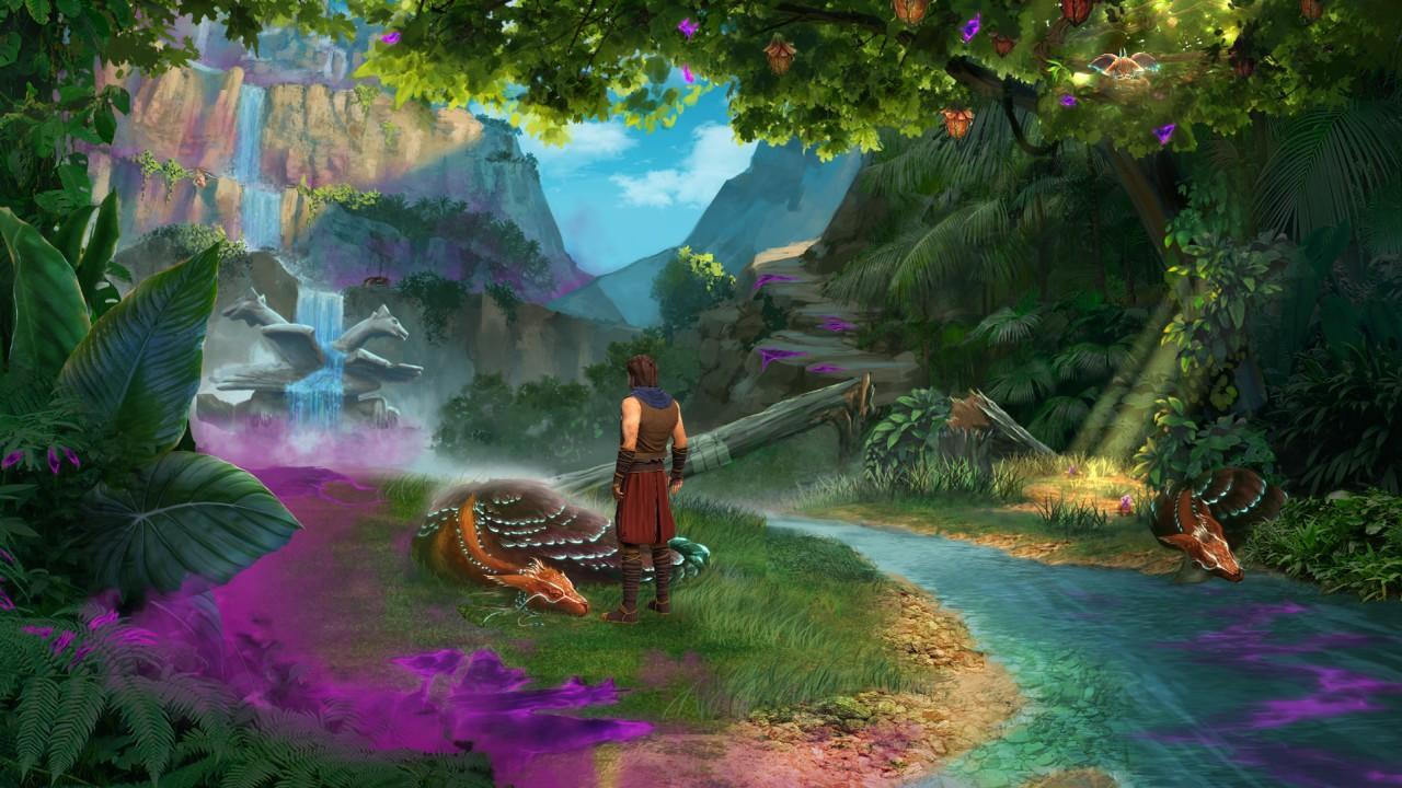 波斯之夜:沙漠奇迹(Persian Nights: Sands of Wonders)插图3