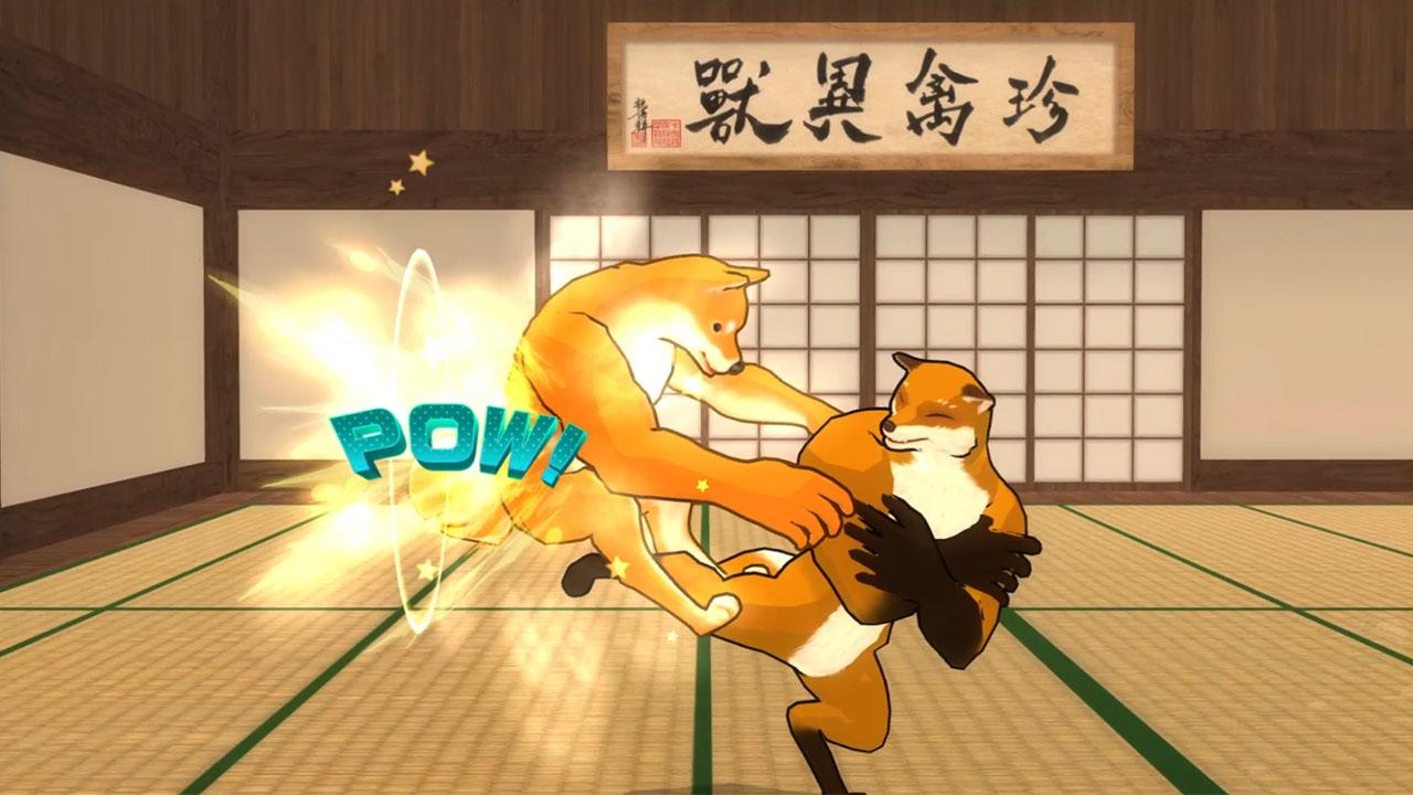 动物之斗(Fight of Animals)插图