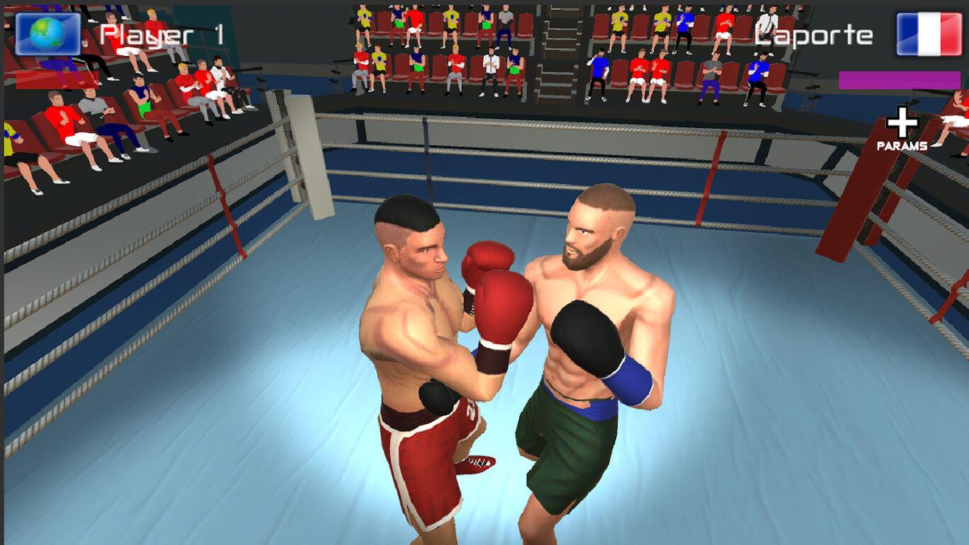 奥林匹克拳击(Olympic Boxing)插图3