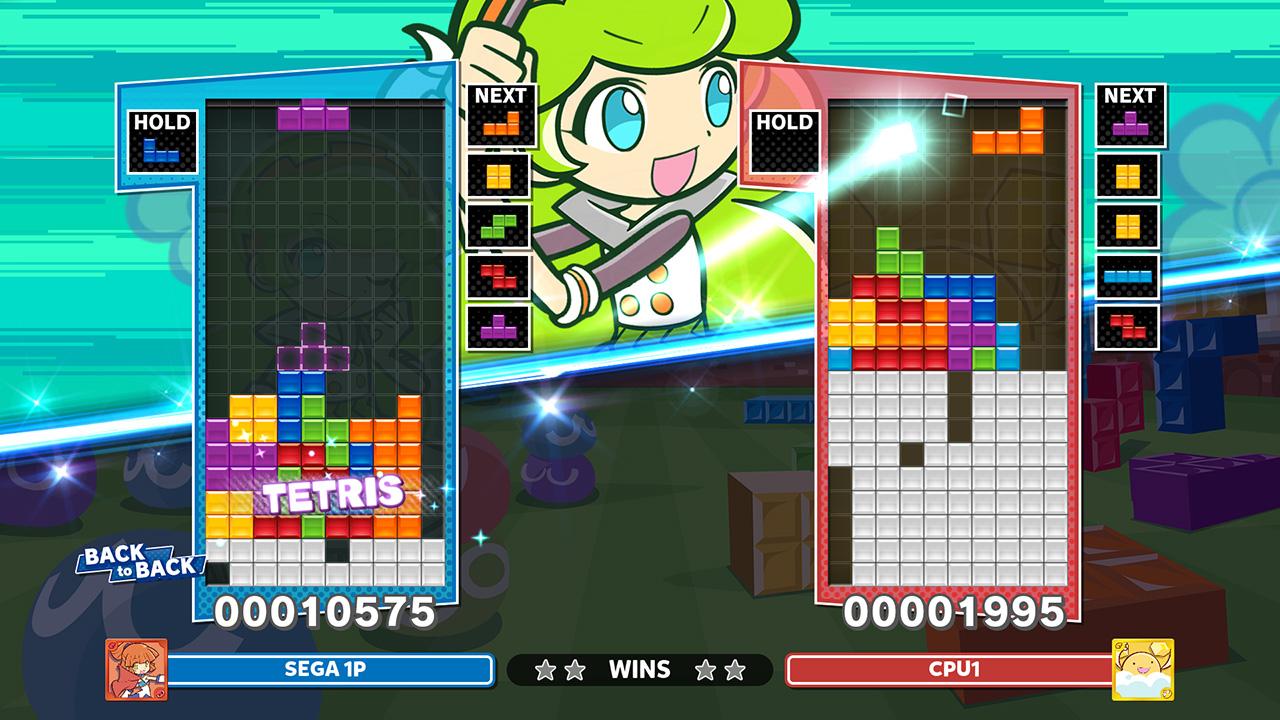 噗哟噗哟俄罗斯方块2(Puyo Puyo Tetris 2)插图4