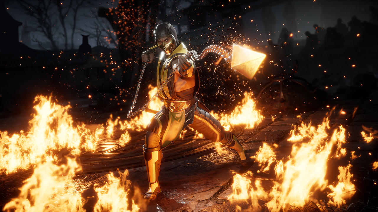 真人快打11(Mortal Kombat 11)插图1