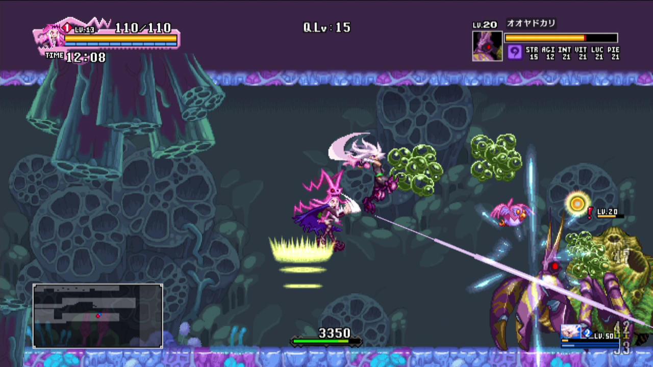 龙之死印:忍者与女巫(Dragon Marked for Death: Advanced Attackers)插图4