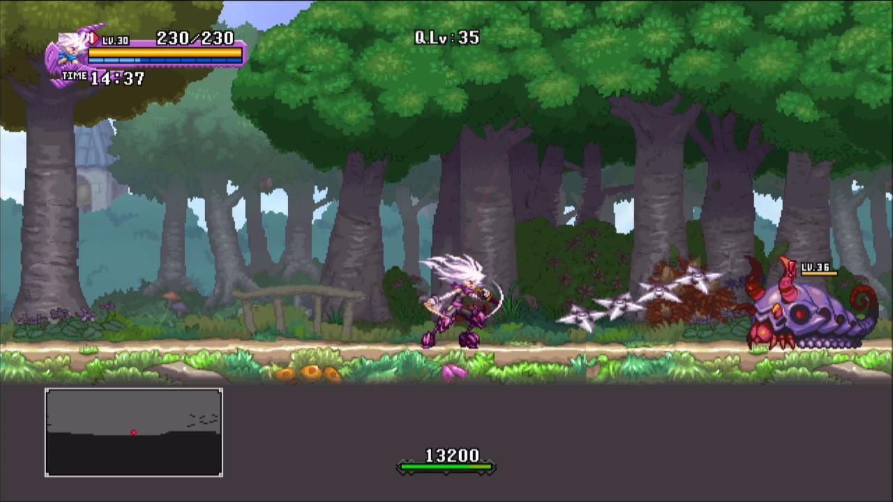 龙之死印:忍者与女巫(Dragon Marked for Death: Advanced Attackers)插图
