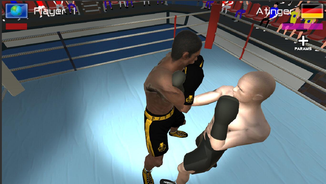 奥林匹克拳击(Olympic Boxing)插图1