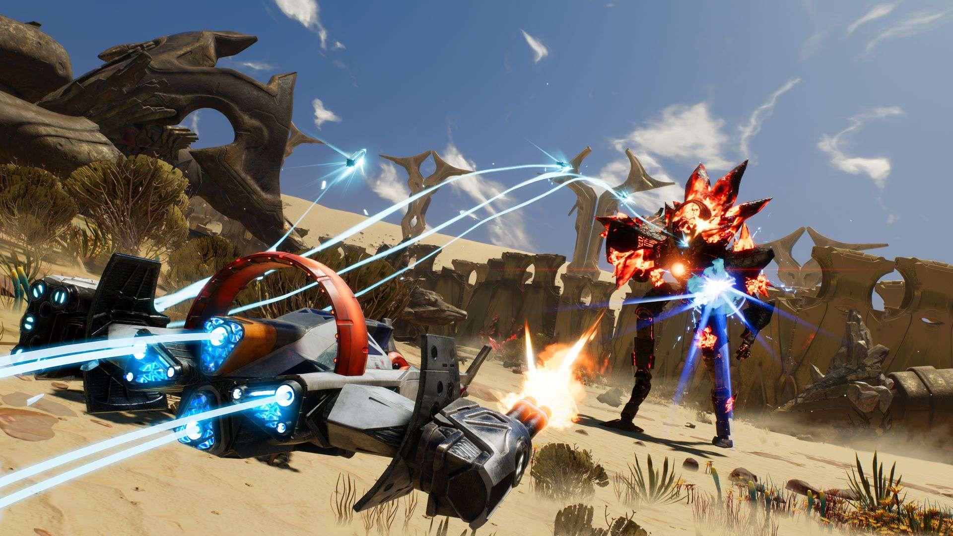 星链:阿特拉斯之战(Starlink: Battle for Atlas)插图2