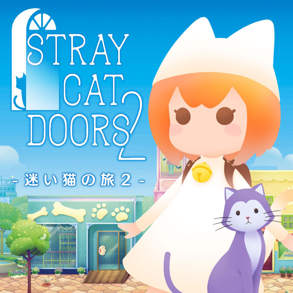 迷失猫咪的旅程2(Stray Cat Doors2)插图5