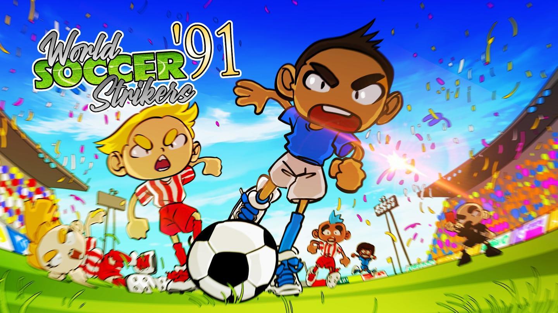 世界足球射手 '91(World Soccer Strikers'91)插图5